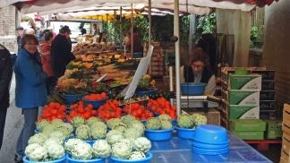 Markt in Louhans