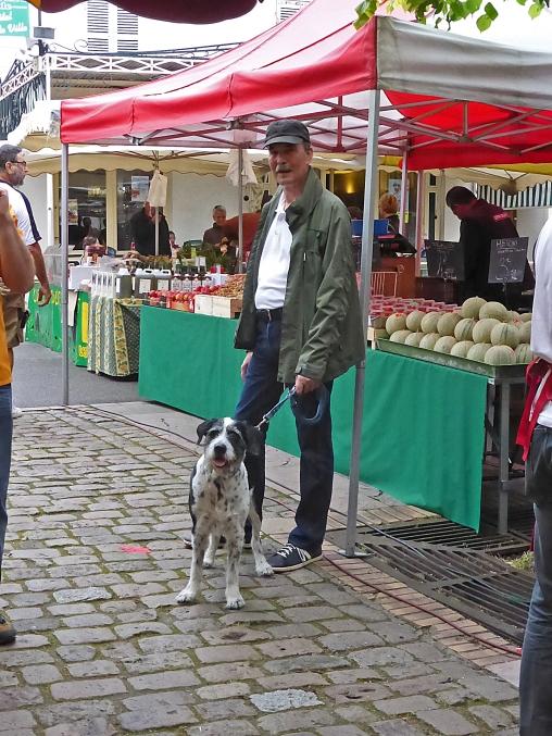 Markt in Louhans2