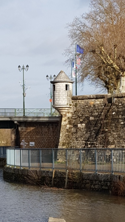 Türmchen bei der Brücke