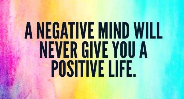 Positive innere Einstellung