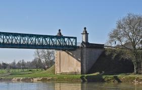 Die Brücke von Chauvort