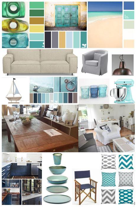 t rkis la vie en bleu. Black Bedroom Furniture Sets. Home Design Ideas