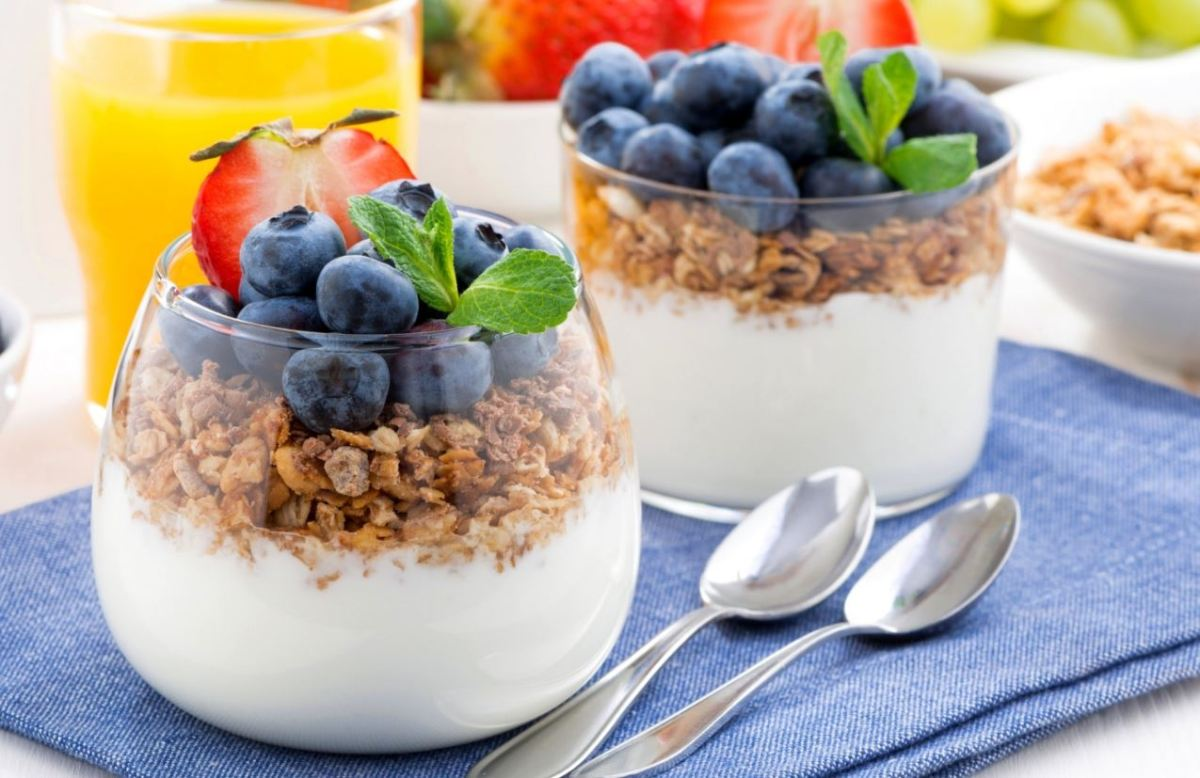Joghurt made onboard