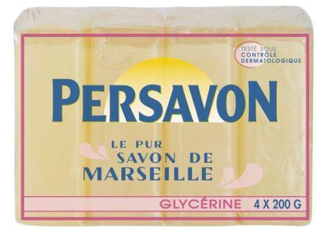 """Industrieseife unter dem Namen """"reine Seife von Marseille"""""""