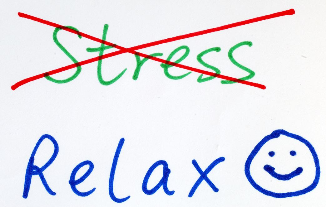 Stress, selbstgemacht