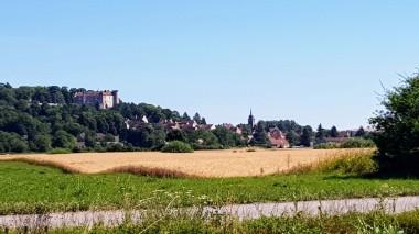 Rupt-sur-Saône grüsst von Weitem