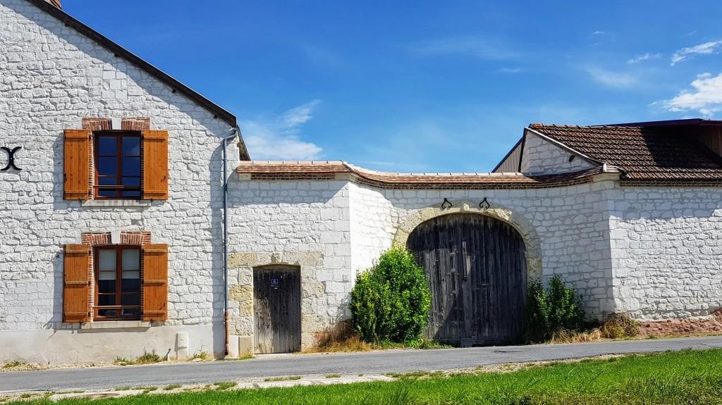 Winzerhaus in Bisseuil