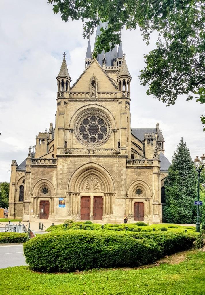 Gotische Kathedrale von Epernay