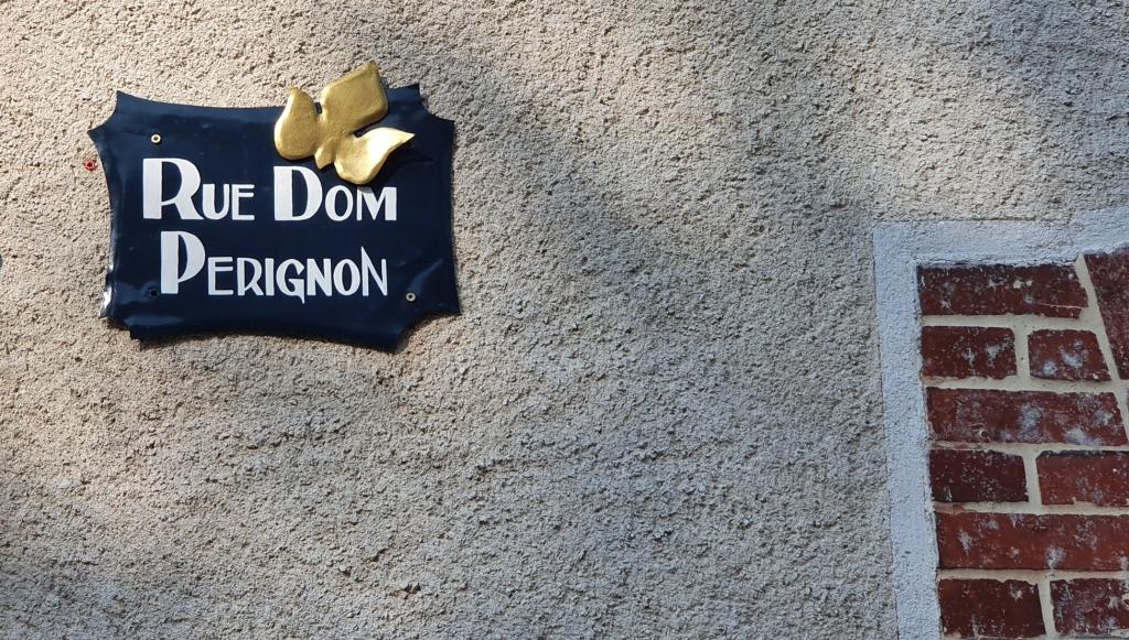 Die Region und Hautviller ehrt den Pater Dom Pérignon überall