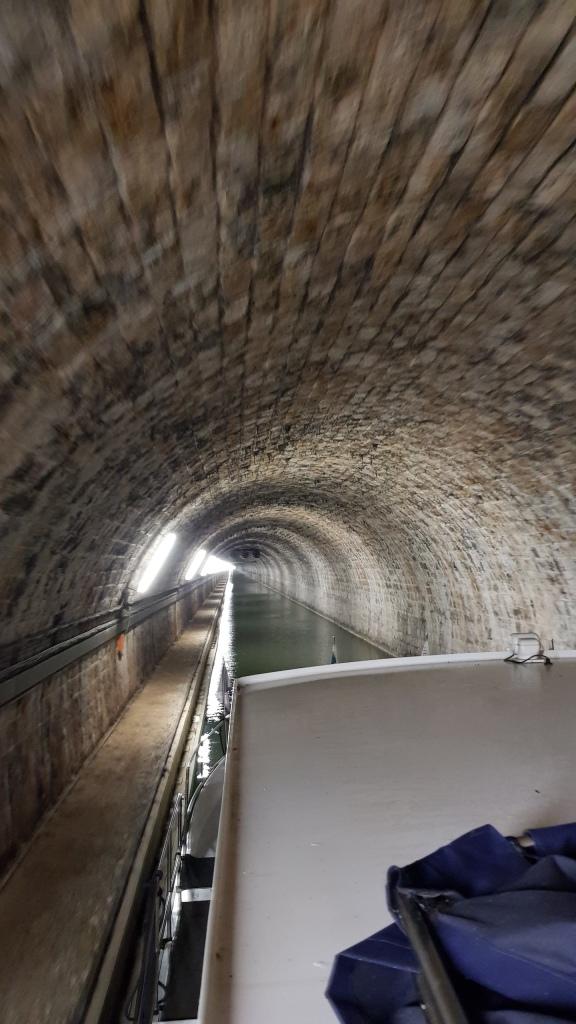 Der Tunnel du Mont Billy
